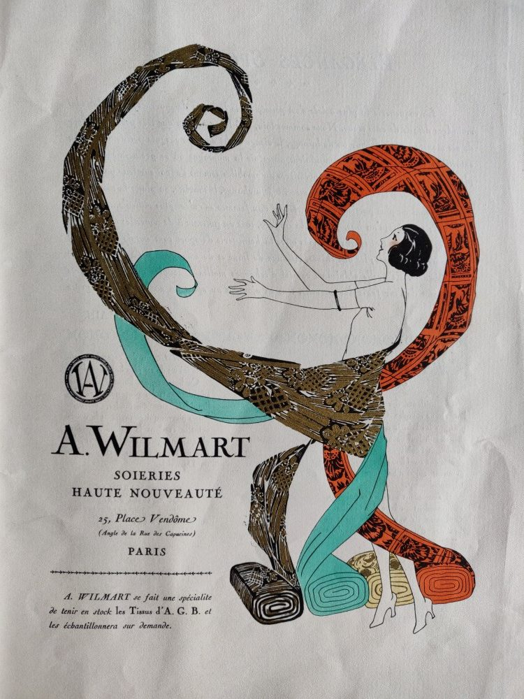 Art déco : ma revue 'Art-Goût-Beauté' de 1924