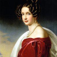 Stieler_Archduchess_of-austria1832